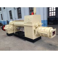 Brick making machine/construction material material   JZK60-40 Vacuum brick machine