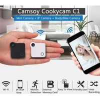 WIFI IP Camera Mini DV HD 720P Action Camera
