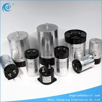 Aluminum Can Dry Film Capacitor For Solar Power Invert and Wind Power Inverter thumbnail image