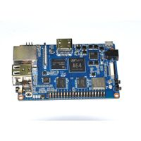 Newest product Banana pi M64 single board computer super to Raspberry and Odroid pi