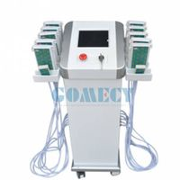 2016 hot sale 650nm&940nm dual wavelengths lipo laser slimming machine with fda approved thumbnail image
