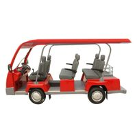 Falcon brand village style 8 seat electric shuttle bus electric car(WX6083K)