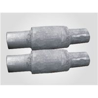 Customized Forging Stainless Steel Solid Shaft-Axles China