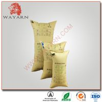 Wholesale High Quality Kraft Paper Container Dunnage Air Bag