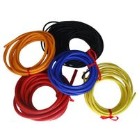 ID10mm Salent silicone vacuum hose vacuum flexible silicone hose