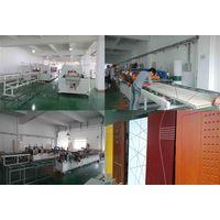 WPC door production line