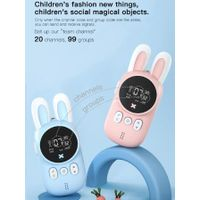 Kids Walkie-Talkies / ABS Action Toys, a Bridge Between Children's Walkie-Talkies and Parents/Friend thumbnail image