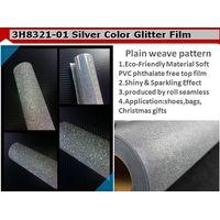 Reflective Sparkle/Glitter Film