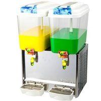 Juice dispenser with 18L bowls