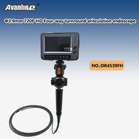 3.9mm 720P HD four-way turnround aritculation industrial endoscope /WIFI