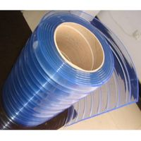 Standard Transparent PVC Strip Curtain thumbnail image
