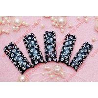 salon nail,nail tips,clear nail,false nail