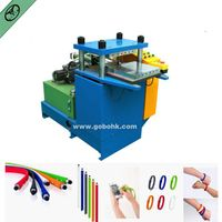 easy operate and hot sell solid silicone brand shaping machine thumbnail image
