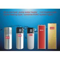 All in one heat pump water heater Combined HVAC system thumbnail image