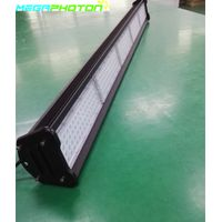250w 5ft IP66 waterproof high flux Top LED Grow light bar