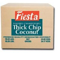 Fiesta Thick Chip Coconut