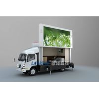 YEESO Outdoor Mobile LED Display Truck YES-V8