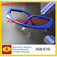 Safety goggle, CE, ANSI Z87.1 standards(A08-E19) thumbnail image