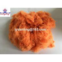 1.5D Orange Polyester Staple Fiber thumbnail image