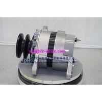 24V 35A Alternator 0350000392 0-35000-0392 Komatsu S6D125E 6D125 Engine Alternator 6008253151 thumbnail image
