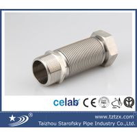 DN40 counter flexible gas meter hose