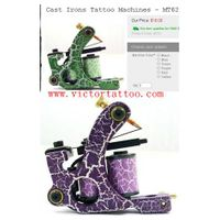 Cast Irons Tattoo Machines