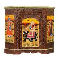 Rajasthani Corner Table