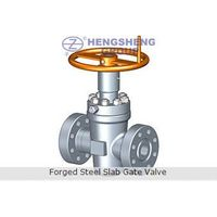 API 6A Forged Steel Slab Gate Valve For Oilfield