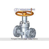 API 6A Forged Steel Slab Gate Valve For Oilfield