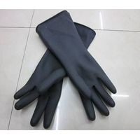 Natural Latex Industrial Gloves