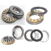 Thrust needle roller bearings, Needle roller and cage thrust assemblies
