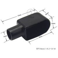 car battery terminal cover . auto parts battery covers thumbnail image