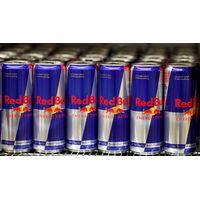 Red- -bull energy drink
