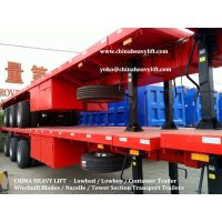 CHINA HEAVY LIFT - Container Trailer