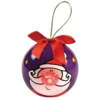 x'mas tree ball