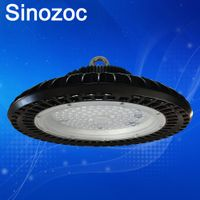 200w UFO led high bay light for warehouse workshop lighting