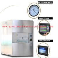 microwave vacuum dryer for honeysuckle /rose drying machines
