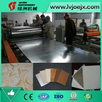 Gypsum Board Ceiling, Plasterboard Cutter, Edge Taping Machine, Packing Machine