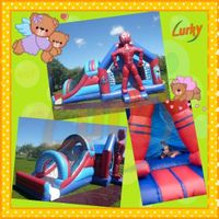 Most cheap inflatable jumping castles/inflatable bouncy castles/inflatable jumping house for kids thumbnail image