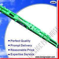 double colored windshield wiper 9520