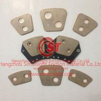 Copper Sintered Clutch Button