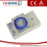 24 hours daily mechanical timer switch