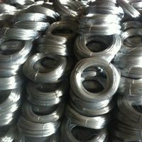Electro galvanzied wire and hot dipped galvanzied wire