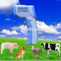 Veterinary Infrared Thermometer Household Outdoor for Pet Animal Temperature Sensor thumbnail image