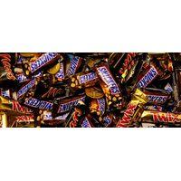 MARS  47g ,Bounty,Snickers,Twix chocolate thumbnail image