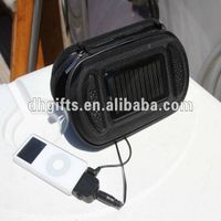 High Quality solar speaker charger thumbnail image
