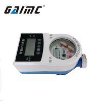 LXSZ waterproof contactless IC card prepaid smart water meter thumbnail image