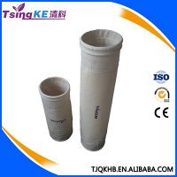 Tsingke High Quality Non-Woven Needle Punched PPS Dust Collector Filter Bag