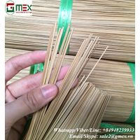 Round Bamboo Sticks for making Incense Agarbatti