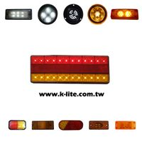 Truck, Trailer light, Bus light, tail light,K-Lite, auto parts
